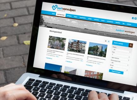 bertvanvulpen-webdesign